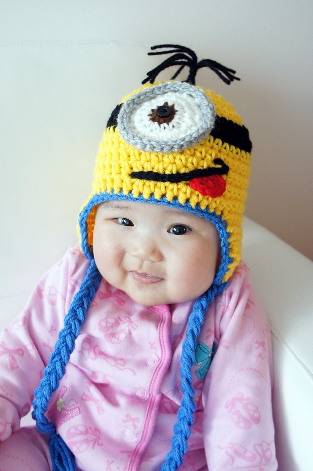 Crochet Baby Minion Hat Pattern : Crochet Halloween Hat Reviews - Online Shopping Crochet ...