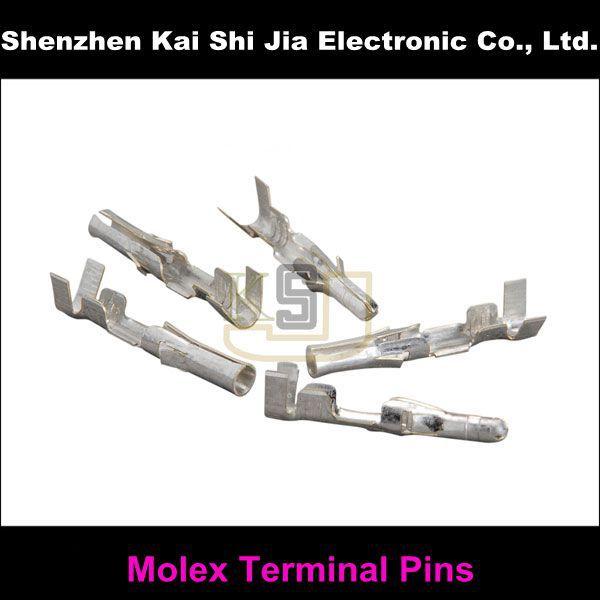 Molex 8981 Crimp Wire Terminal Pins(China (Mainland))