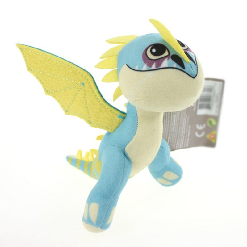 """How to Train Your Dragon 2 Stormfly Plush Soft Kids Toy Stuffed Animal Teddy Doll 8"""" Collectible Gift(China (Mainland))"""