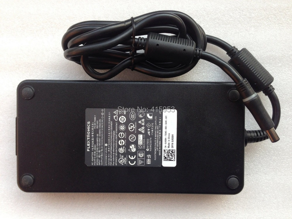 Original New 240W 19.5V 12.3A AC Power Adapter Cord For Dell Alienware M17x R2 Gaming Laptop<br><br>Aliexpress