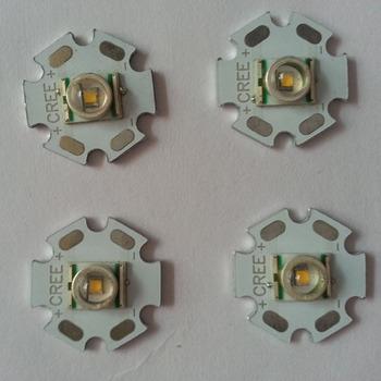 5pcs/lots XRE-P4 150LM 3200K LED Warm White Light Emitter (3.2V/700mA) T1007