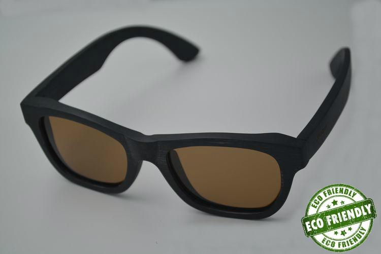 Luxury Ebony Wood Sunglasses Frames High Quality Lens Sunglasses Custom Logo Sunglasses(China (Mainland))