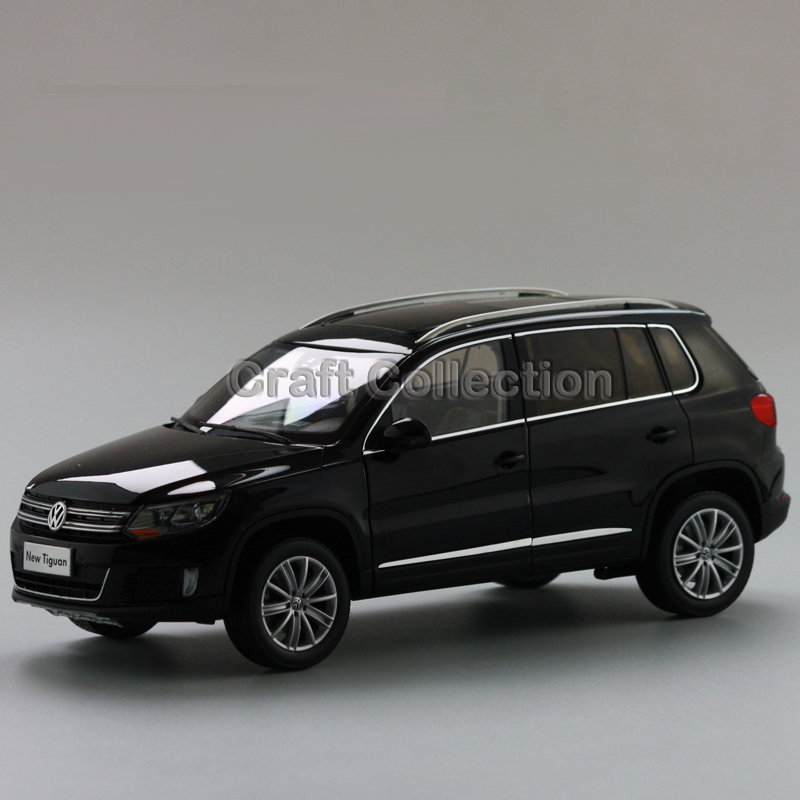 *Black 1:18 Volkswagen VW Tiguan 2013 Diecast Model Car Classical SUV Collection Off Road Vehicle(China (Mainland))