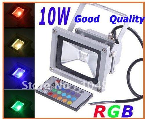 Wholesale Led Floodlight 10W 20W Warm White / Cool White / RGB Outdoor Hight Power Flood Light led streep lamp(China (Mainland))