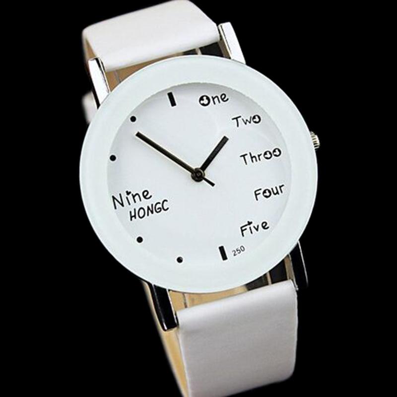 2016 YAZOLE Fashion Quartz Watch Women Leather Wrist Watches Ladies Wristwatch Girls quartz watch Female Clock