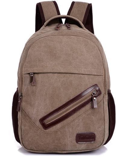 New fashion men and women canvas backpack women shoulder bag men s backpack good quality
