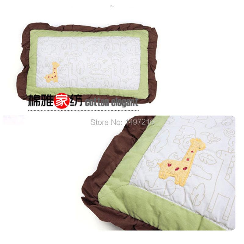 PH034 crib child bedding set  (9)