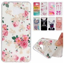 Luxury IMD TPU Silicone Rubber Soft Cartoon Cover For Samsung Galaxy A3(2016) SM-A310 A310 A3100 A310F Phone Protective Cases
