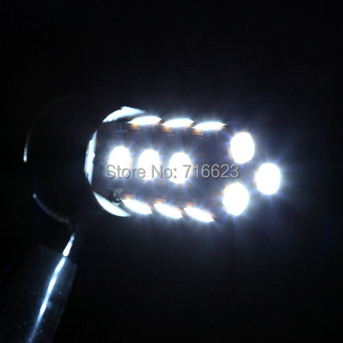 80 X H3 5050 SMD 18 LED Bulb Fog Beam parking car Daytime Running Light 12V Motorcycle Lamps parking car  free shipping  parking<br><br>Aliexpress