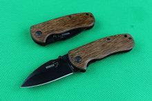 Bolsillo del cuchillo de Boker DA66 utilidad cuchillo plegable de la supervivencia al aire cuchillos plegables 440c lámina del cuchillo de acero FACA envío gratis