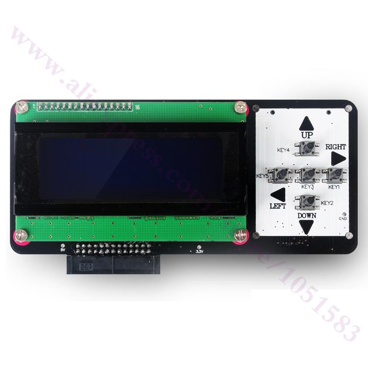 3D printer parts  Reprap Makerbot smart controller LCD panel module and control board<br><br>Aliexpress