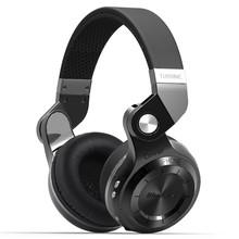 Bluedio T2S(Shooting Brake) Bluetooth wireless headphones Bluetooth 4.1 headset with inside mic. foldable