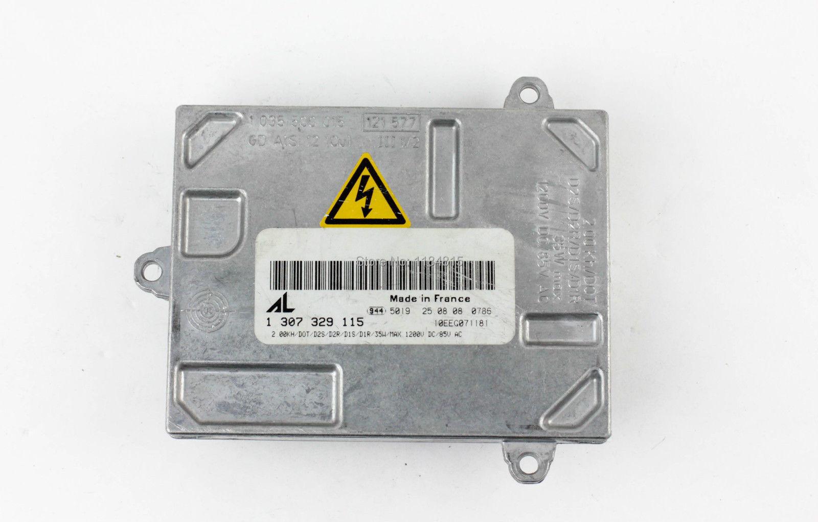 2006-2008 For Audi A3 Xenon Headlight HID Ballast Control Module OEM 8E0907391B(China (Mainland))