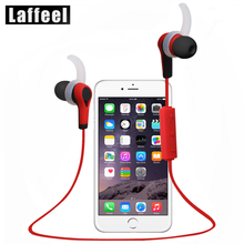 Brand LAFFEEL Bluetooth Earphone Sport Running Earphones Stereo Music Bass Earphones Fone de ouvido With Microphone
