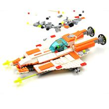 Enlighten toys star wars destroyer building bricks set Compatible forlego Large block