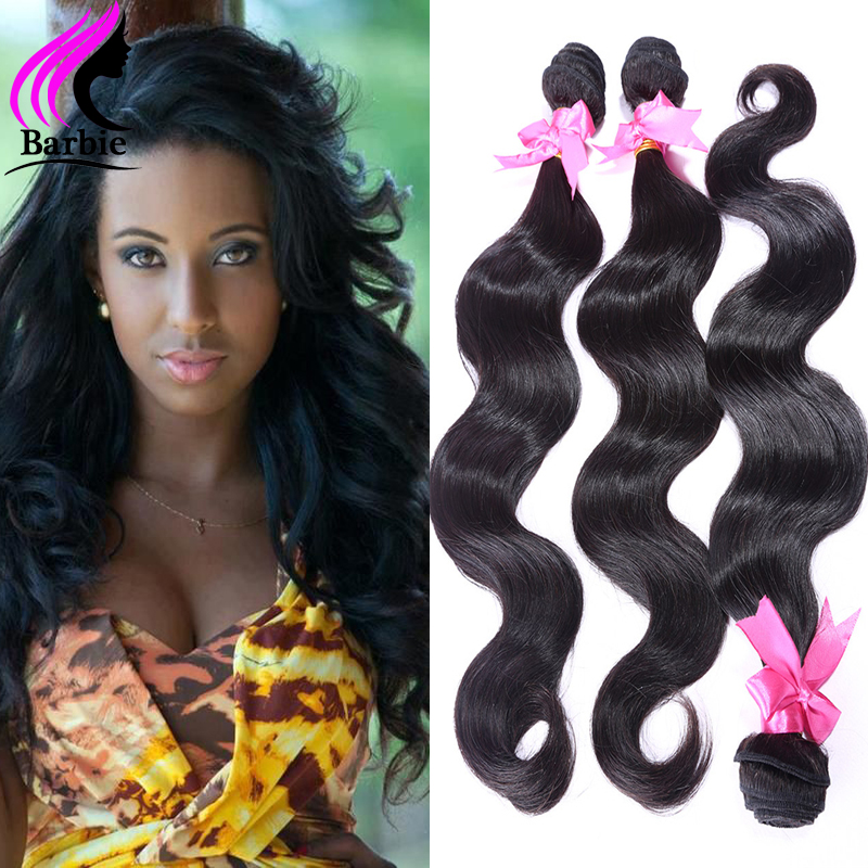 Rosa Hair Products Brazilian Virgin Hair Body Wave 4 Bundles Brazilian Body Wave Human Hair Weave brazilian Hair Weave Bundles