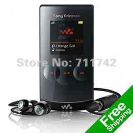 W980 Refurbished Sony Ericsson W980 8GB JAVA Bluetooth 3.15MP Unlocked Mobile Phone Free Shipping