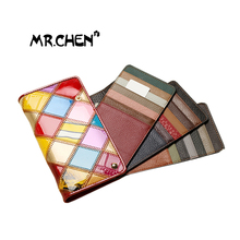 New card package Genuine Leather with cowhide business card case credit card bag credit card holders