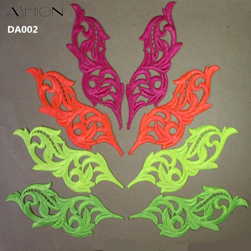 Aliexpresscom  Buy 5 pairs fluorescent color Flower Lace