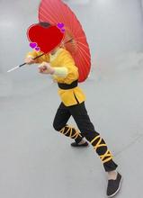 2016 Ranma 1/2 Ryouga Hibiki Uniforme Cosplay Costume Ranma Performance Costume