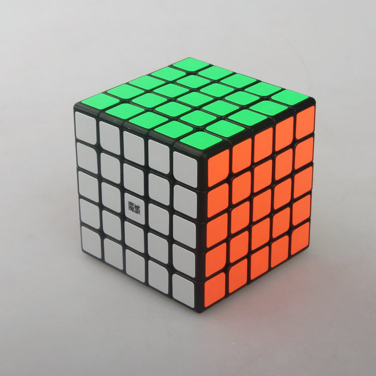 MOYU BOChuang 5*5*5 Magic Cube Puzzle Toy(62mm)(China (Mainland))