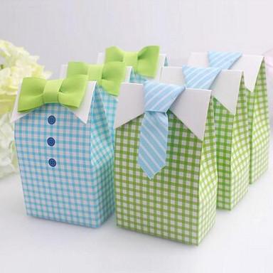 Free shipping , 70 pcs wedding favor box , My Little Man candy packing box wedding gift on sale(China (Mainland))