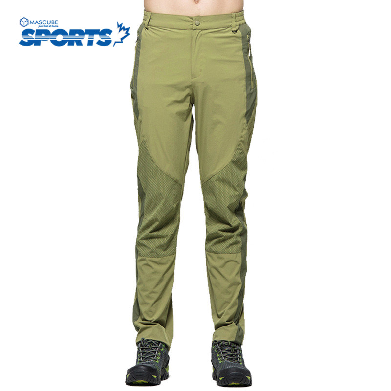 Spring Summer Couples Pants Men Women Quick Drying Outdoor Camping Trekking Hiking Fishing Trousers Hot Sale(China (Mainland))