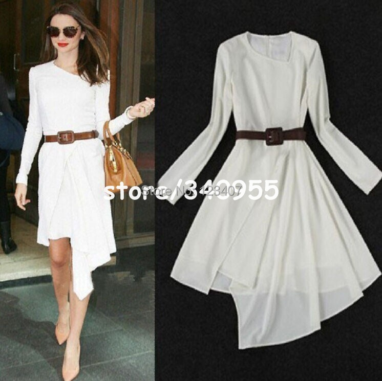 Spring Autumn New Fashion Women Casual Full Sleeve Elegant Party Evening Bodycon Tail Dresses - Dongguan Amika fashion clothes store