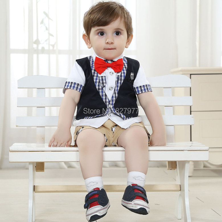 Cheap Designer Boys Clothes design baby boy summer