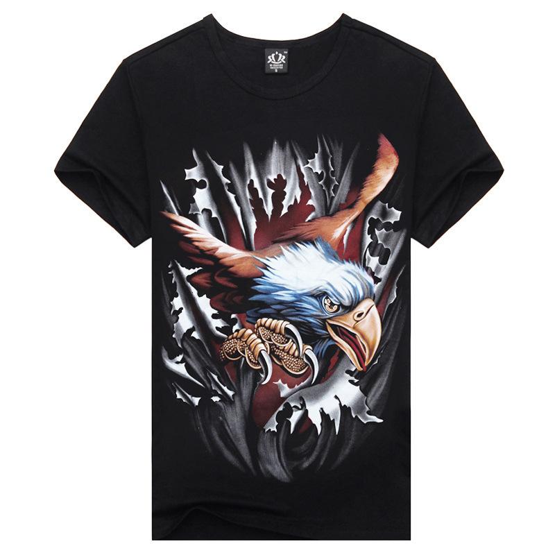 Mens t shirts fashion 2015 brand design casual sport short sleeve t-shirt men 3d t shirt manufacturers mixed batch of Condor(China (Mainland))
