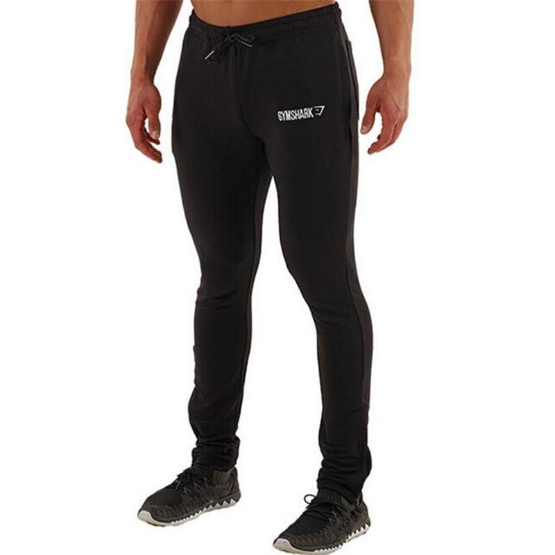 2016 Plus Size Jogging Pants Men Casual Slim Harem Pants Gymshark Sport Training Pants Sweatpants Trousers Mens Skinny Joggers(China (Mainland))