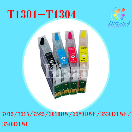 ink cartridge compatible Epson  T1301 T1302 T1303 T1304 for Stylus SX525WD/SX620FW/SX445/SX535W/SX535WD/ Office