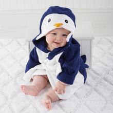children s clothing boys girls Robes new winter spring autumn cartoon baby bathrobe Sleepwear Robe winter