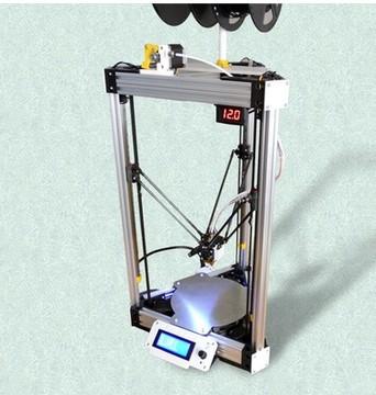 3D printer speed high-precision parallel arm D-force upgrade beyond KOSSEL<br><br>Aliexpress