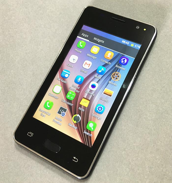 "Cheap V1 smart phone 4.0"" screen wifi dual sim dual standby Mobile Phone 256M RAM 512M ROM 480*800 Cell Phones(China (Mainland))"