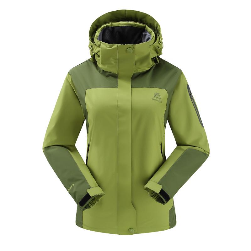 Hiking Jackets Spring Autumn Single Outdoor Waterproof Climbing Skiing Breathable Windproof Sport Outdoor Coat Chaqueta Hombre