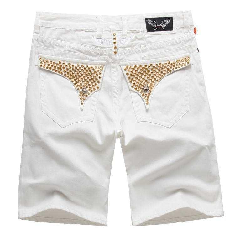 Shop Men's Jeans Online, 2016 New Robin Jeans Shorts Men Designer ...