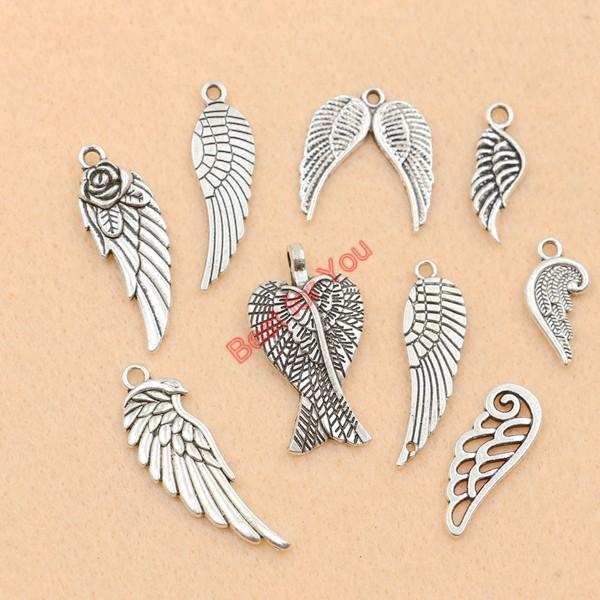 Fairy Charm Jewellery Angel Fairy Wings Charms