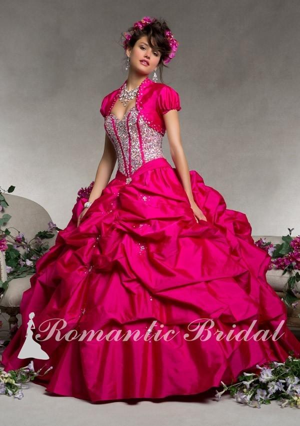 popular hot pink quinceanera dresses 2013buy cheap hot