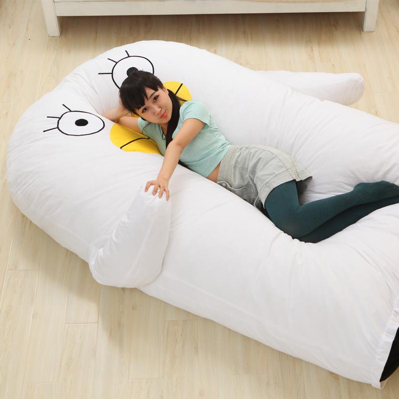 Japanese Anime Gintama U2013 Elizabeth Giant Soft Cushion Bed | Kooshen For  Cushions Online