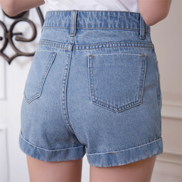 Cheap High Waisted Jean Shorts - Is Jeans