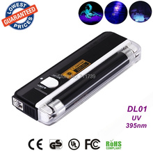 AloneFire DL01 UV light portable uv led flashlight for urine detector portable led flashlight