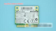 AzureWave Atheros AR5B22 300M AR9462 BT4.0 2.4&5G WiFi Wireless Card(China (Mainland))