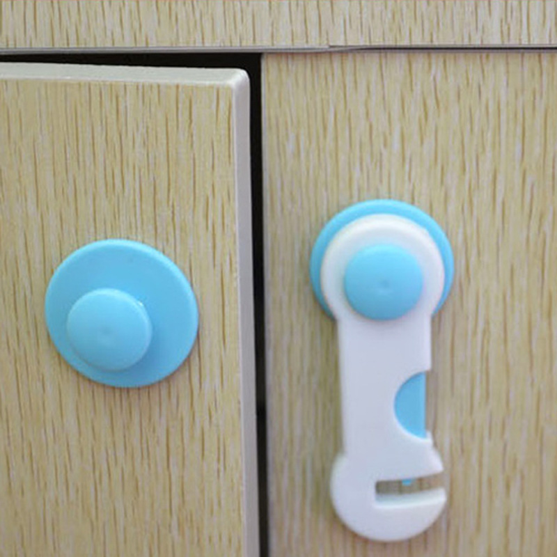 Cabinet Door Drawers Refrigerator Toilet Safety Plastic Lock For Child Kid Baby safety best deal 1pcs/lot  aqs03