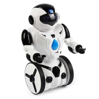 JXD 1016a KiB RC Robot Intelligent Balance Wheelbarrow Dance Drive Box Gesture Battle Action Electric Toys