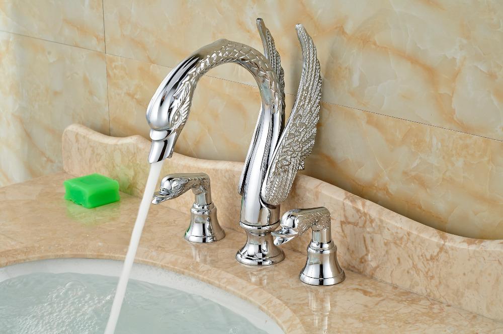 3 Hole Bathroom Faucet modren 3 hole bathroom faucet antique copper with inspiration