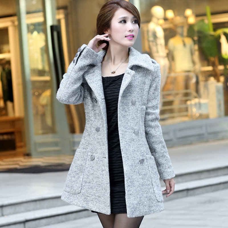 Designer Wool Coats Women - Coat Nj