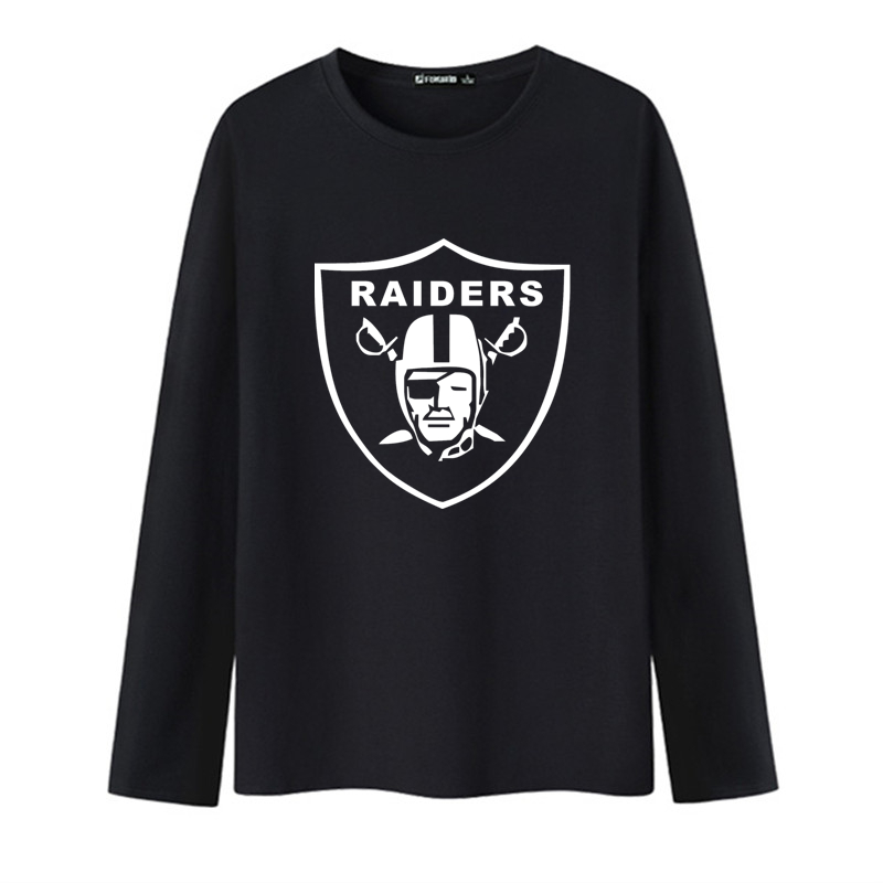 New Spring 2016 men T Shirt American Football Team Sportswear Long Sleeve Loose Sport shirts Tops & Tees Size XS-3XL(China (Mainland))