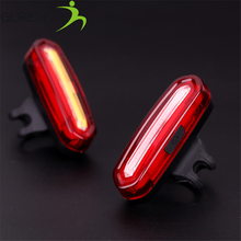 Buy Rear Bike light Taillight Safety Warning USB Rechargeable Bicycle Light Tail Lamp Comet LED Cycling Bycicle Light tail light for $6.34 in AliExpress store