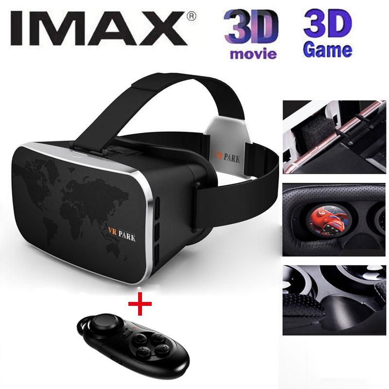 VR BOX 4.0 Virtual Reality 3D Glasses Google Cardboard Oculus Drift + Smart  Bluetooth Wireless Mouse / Remote Control Gamepad<br><br>Aliexpress